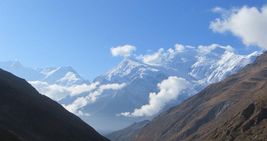 Magnificent Annapurna Himalaya