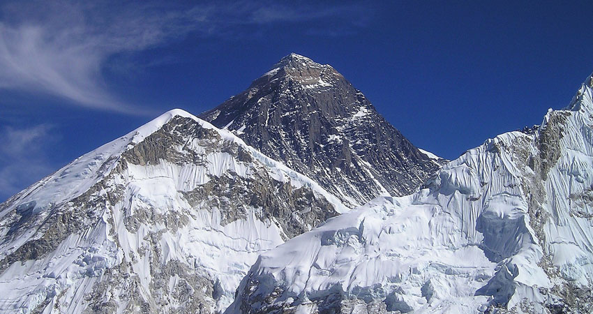 Everest Base Camp & Island Peak Climb